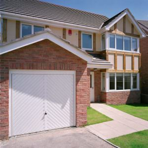 Garage Doors in Fleet
