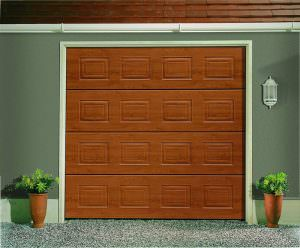 Garage Door with Panels Fleet