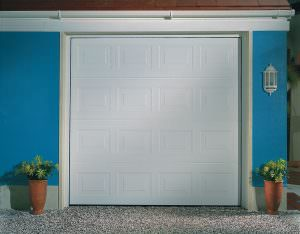Shutter Garage Door