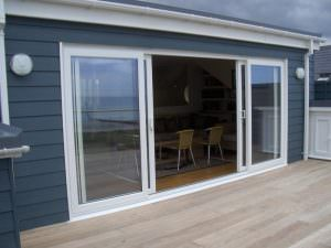 White Patio Sliding Doors Fleet