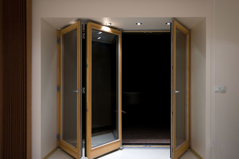 bi-folding door fleet hampshire farnham