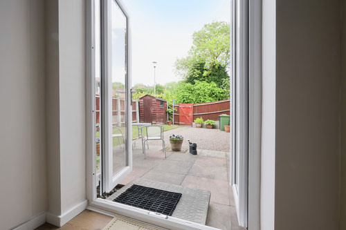 French-Doors-Garden-Open Fleet Hampshire