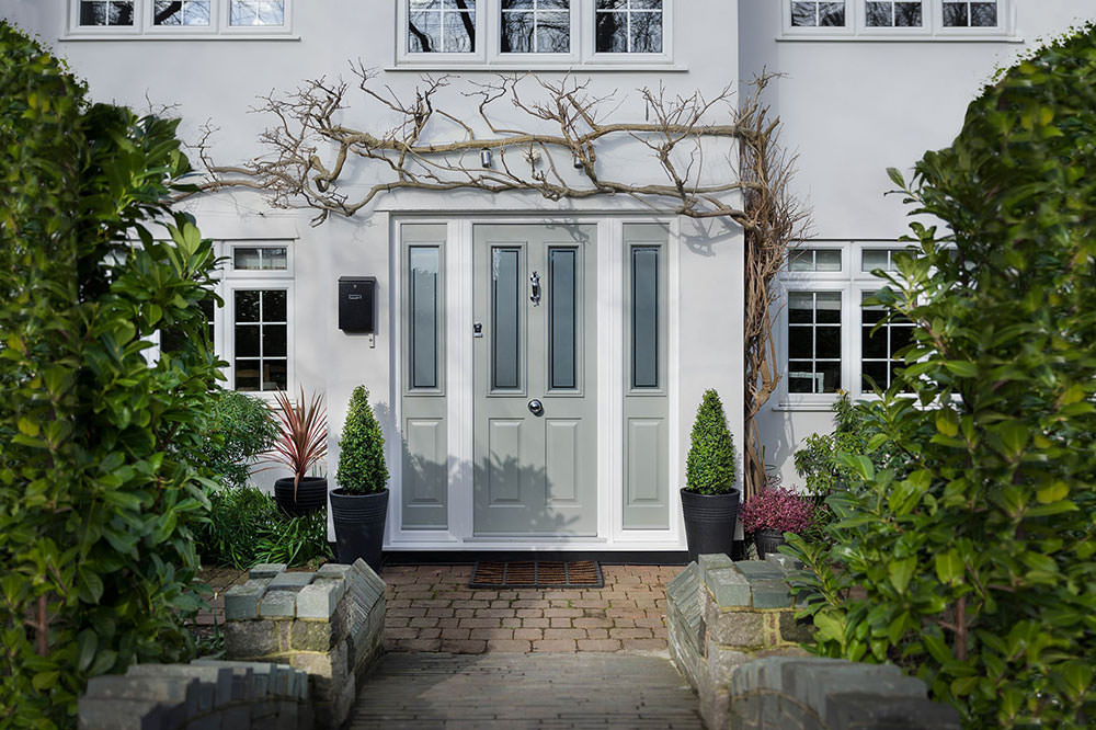composite exterior door farnham hampshire