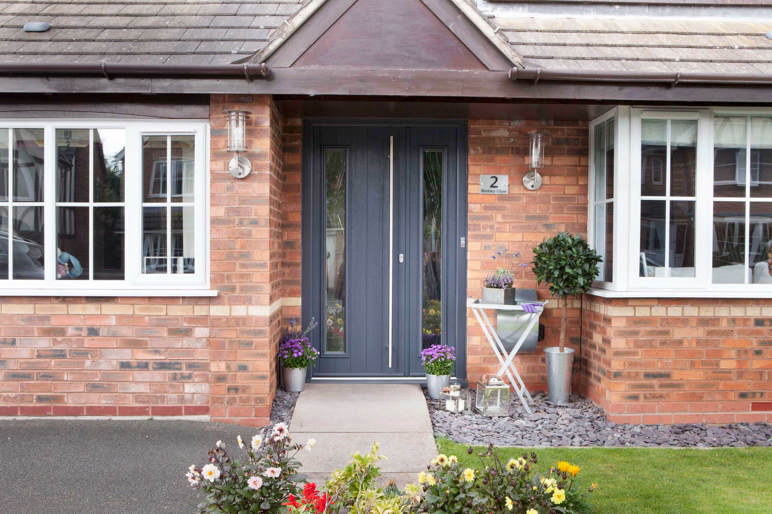 uPVC Composite Door Farnham