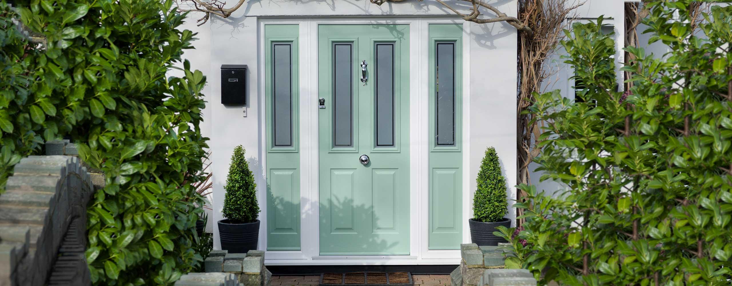 Composite Doors Installed, Farnborough