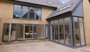 Double Glazing Bi-Fold Door Prices Basingstoke
