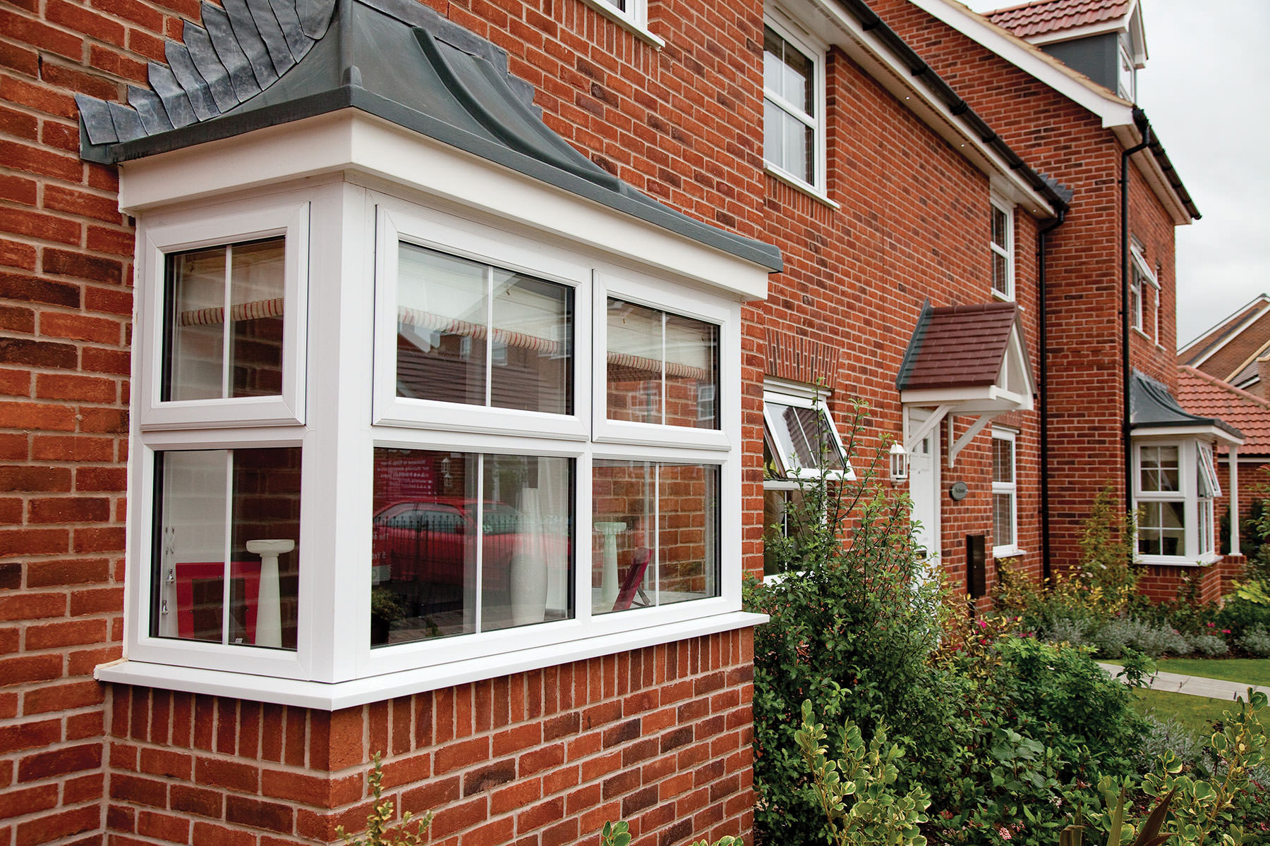 bay windows fleet hampshire farnham