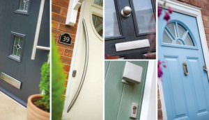 DoorStop Composite Doors Fleet, Hampshire