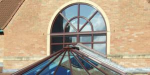 non standard window fleet hampshire