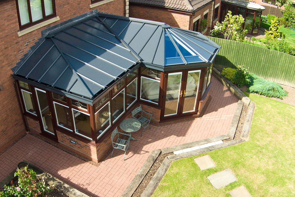 p shaped conservatory fleet hampshire farnham