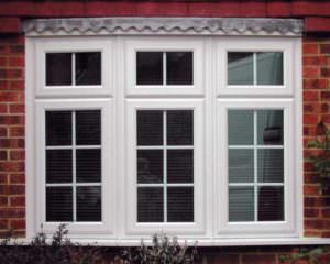 uPVC french casement bow windows Hampshire