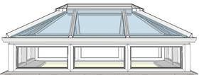 Ultrasky Roof lanterns Fleet