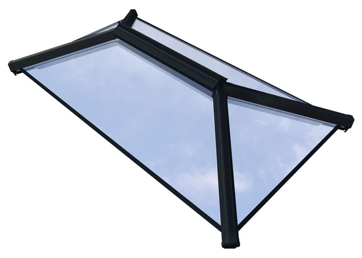Black Roof Lantern Fleet, Hampshire