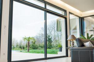 Aluminium double Glazing Fleet