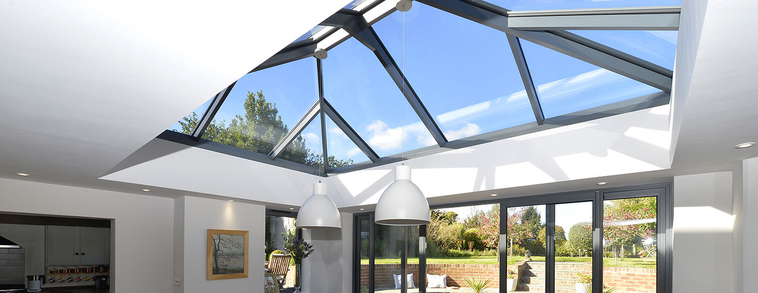 Flat Roof Lantern Fleet Hampshire