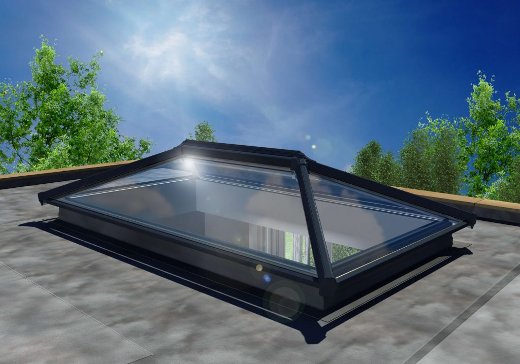 Roof Lantern Kerb Fitting Fleet, Hampshire