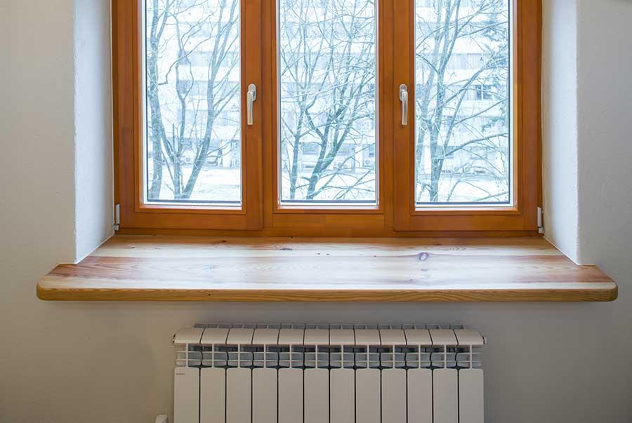 secure wooden windows in Farnham