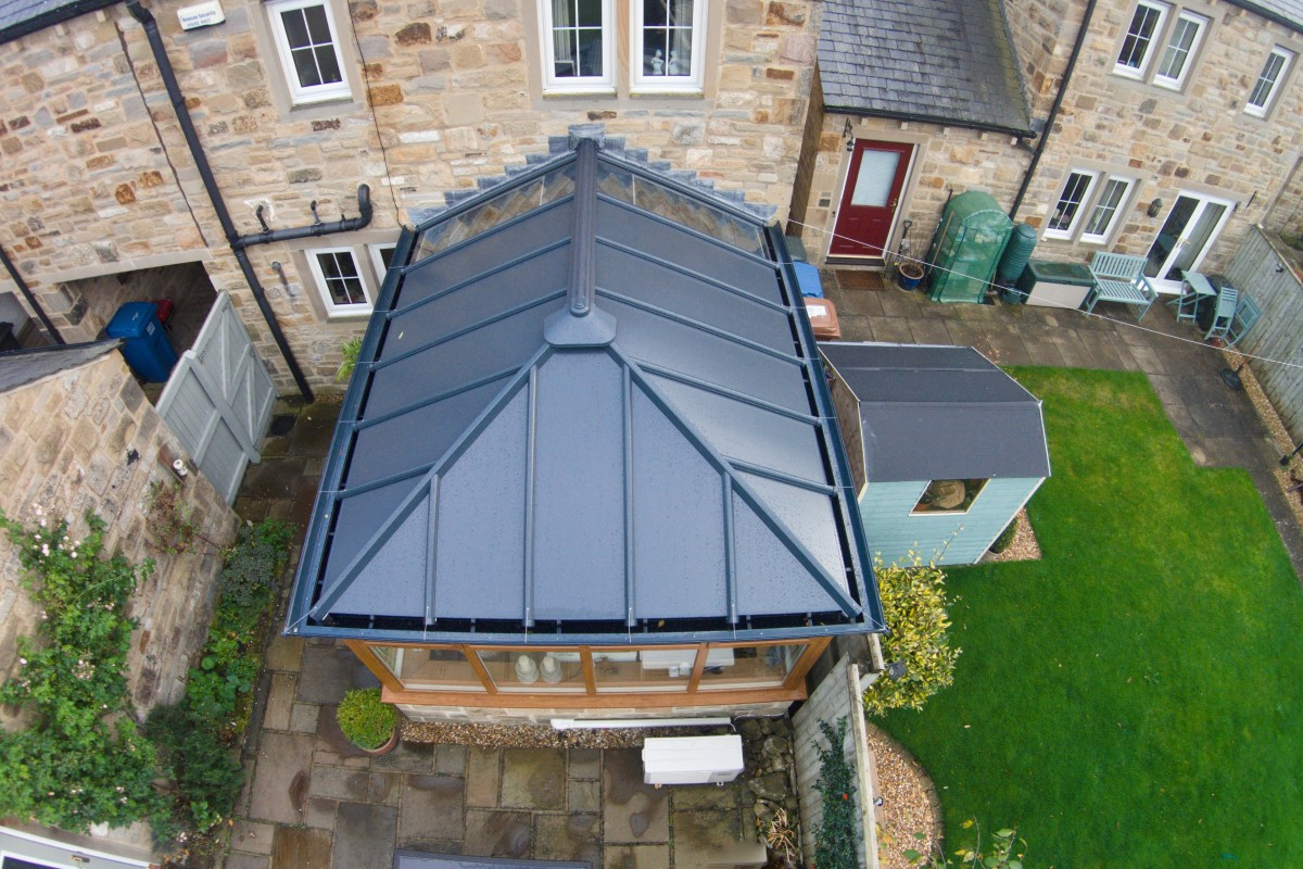 Conservatory roof replacements Hampshire