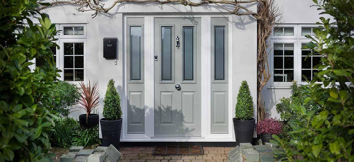 Composite Doors, Farnborough