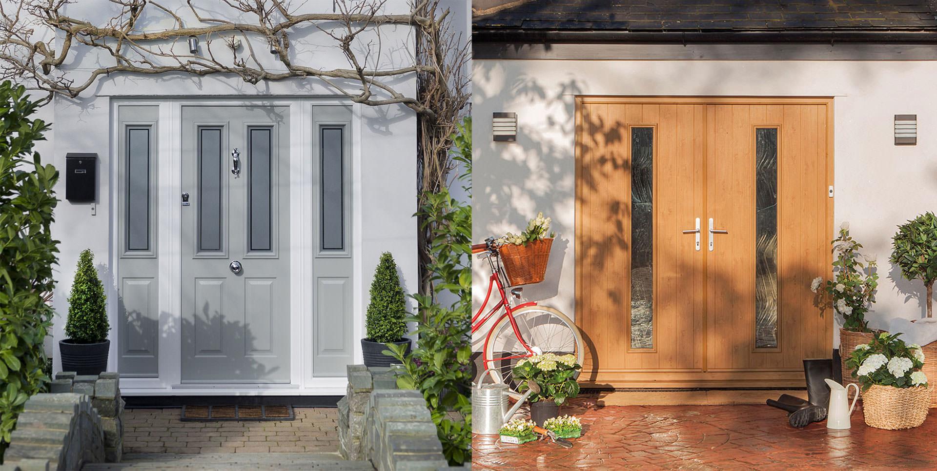 Durable Composite Doors, Farnborough