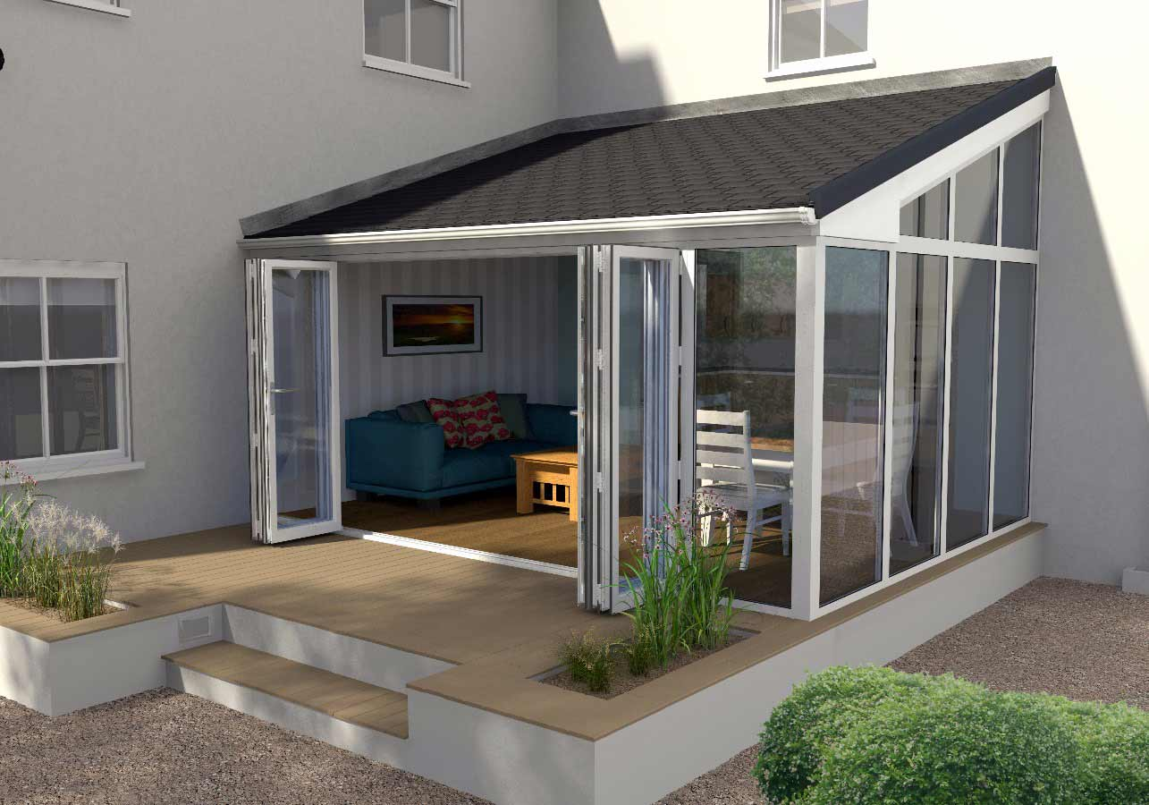 Fleet Aluminium Bi-Folds