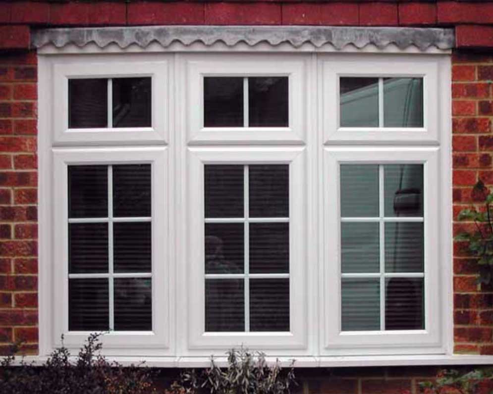 upvc double glazed windows camberley