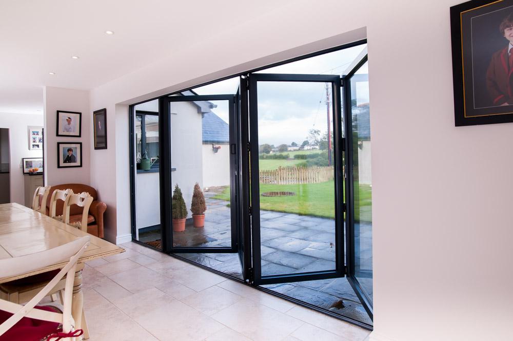 Smart Bifold Doors in Fleet