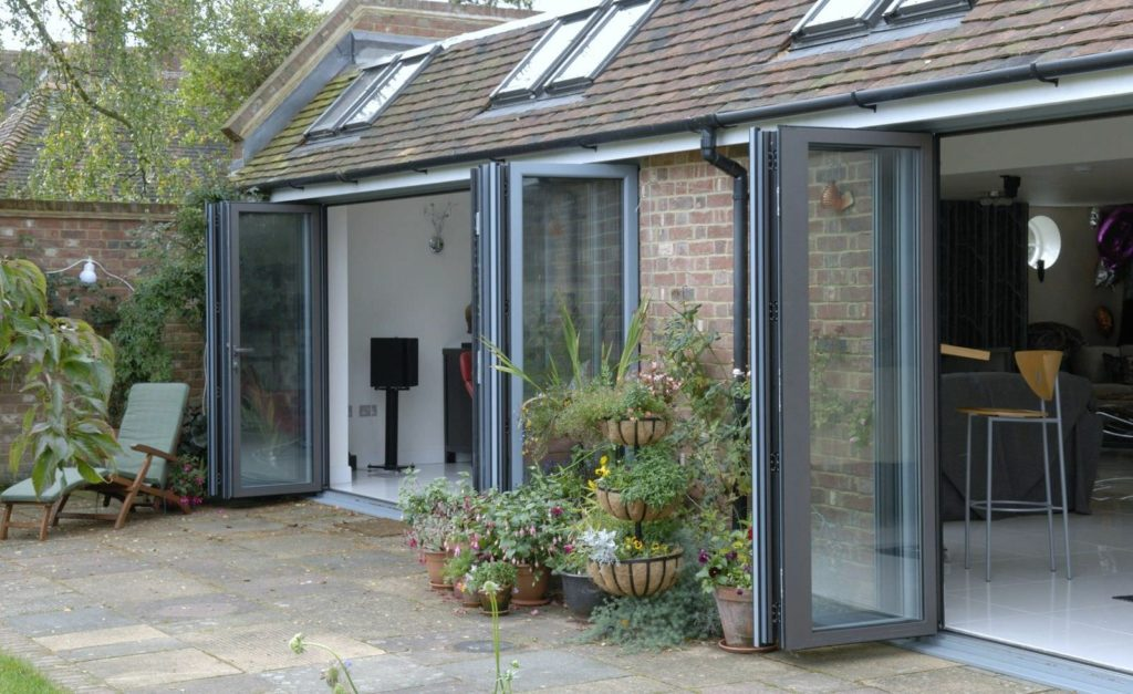 aluminium bifolds fleet