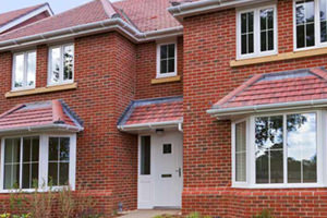 modern casement windows fleet