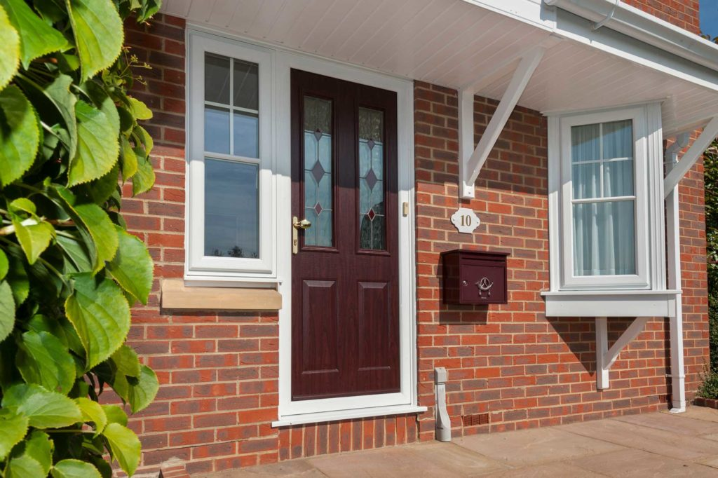 upvc residential doors in hampshire